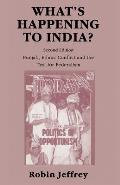 What's Happening to India?: Punjab, Ethnic Conflict, and the Test for Federalism