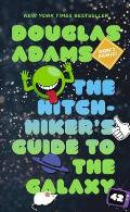 Hitchhiker's Guide To The Galaxy (Book 1)