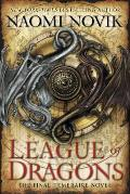 League of Dragons Temeraire Book 9