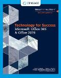Technology For Success & Shelly Cashman Series Microsoft Office 365 & Office 2019