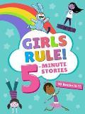 Girls Rule 5 Minute Stories