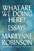 What Are We Doing Here: Essays