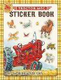 Tractor Mac Sticker Book