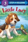 Little Lucy Step into Reading Level 3