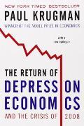 Return of Depression Economics & the Crisis of 2008