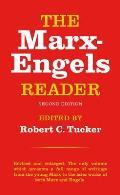 Marx Engels Reader 2nd Edition