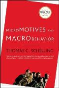 Micromotives & Macrobehavior