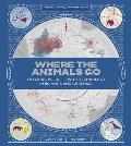 Where the Animals Go Tracking Wildlife with Techonology in 50 Maps & Graphics