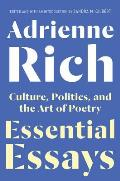 Essential Essays Culture Politics & the Art of Poetry