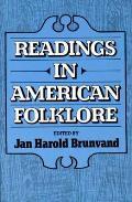 Readings In American Folklore
