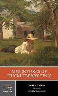 Adventures Of Huckleberry Finn An Author