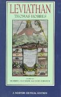 Leviathan An Authoritative Text Backgrounds Interpretations