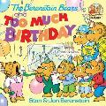 Berenstain Bears & Too Much Birthday