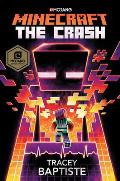 Minecraft The Crash An Official Minecraft Novel
