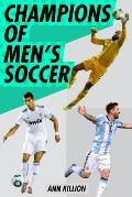Champions of Mens Soccer