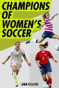 Champions of Womens Soccer