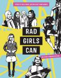 Rad Girls Can Stories of Bold Brave & Brilliant Young Women