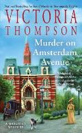 Murder on Amsterdam Avenue Gaslight Mystery
