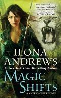Magic Shifts Kate Daniels Book 8