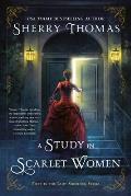 Study in Scarlet Women The Lady Sherlock Series
