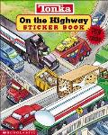 Tonka On The Highway Sticker Book