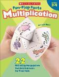 Fun Flap Facts Multiplication