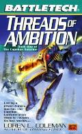 Threads Of Ambition Capellan Sol Book 1