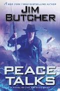 Peace Talks Dresden Files Book 16