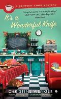 Its a Wonderful Knife A Comfort Food Mystery