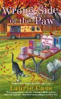 Wrong Side of the Paw A Bookmobile Cat Mystery