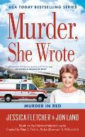 Murder She Wrote Murder in Red