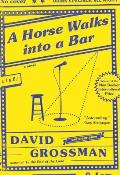 Horse Walks Into a Bar