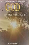 God according to Psalm 23