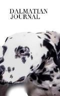 Doggie Dalmatian Journal