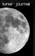 lunar space writting journal