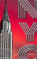 New York City Chrysler Building sir Michael Writing Drawing Journal