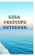 Will Positive Notebook