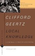 Local Knowledge Further Essays in Interpretive Anthropology