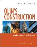 Olins Construction Principles Materials & Methods 9th Edition