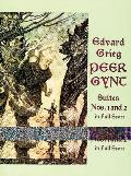 Peer Gynt Suites Nos 1 & 2 In Full Score