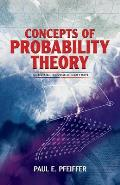 Concepts Of Probability Theory 2nd Revised Edition