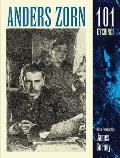 Anders Zorn 101 Etchings