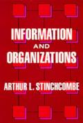 Information and Organizations, Volume 19