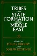 Tribes & State Formation in the Middle East