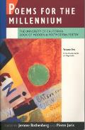 Poems for the Millennium The University of California Book of Modern & Postmodern Poetry Volume One From Fin de Siecle to Negritude