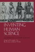 Inventing Human Science: Eighteenth-Century Domains