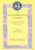 A Mediterranean Society, Volume II: The Jewish Communities of the Arab World as Portrayed in the Documents of the Cairo Geniza, the Community