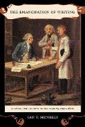 The Emancipation of Writing, Volume 48: German Civil Society in the Making, 1790s-1820s