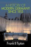 History Of Modern Germany Since 1815