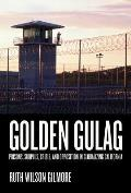 Golden Gulag Prisons Surplus Crisis & Opposition in Globalizing California